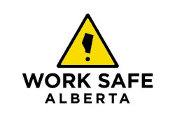 Work Safe Alberta Logo