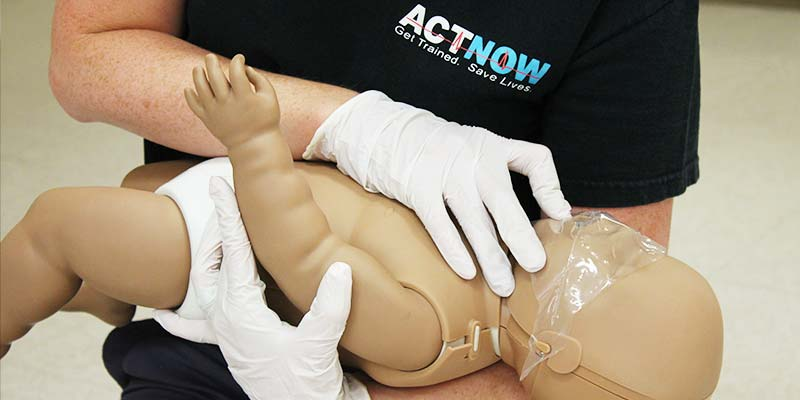 child care first aid and cpr
